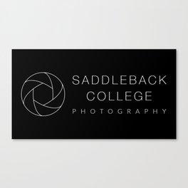 Saddleback College Photography Canvas Print