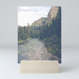 The Montana Collection - A River Runs Through It - Gallatin Canyon Mini Art Print