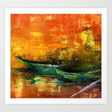 barques Art Print