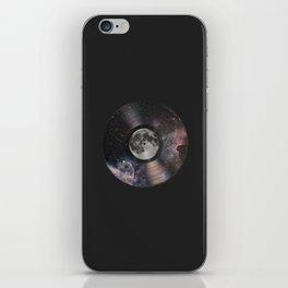 L.P. (Lunar Phonograph) iPhone Skin