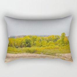 Theodore Roosevelt National Park North Unit, North Dakota 5 Rectangular Pillow