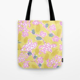Chinese Mum Tote Bag