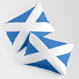 Flag of Scotland - Scottish Flag Pillow Sham