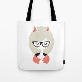 Call me Foxy! Tote Bag