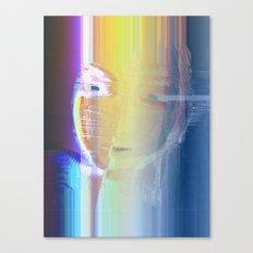 Ella / She / Portrait 2 - Column Canvas Print