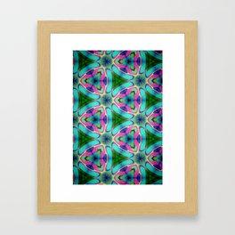 Trissalita Kaleidoscopes Framed Art Print