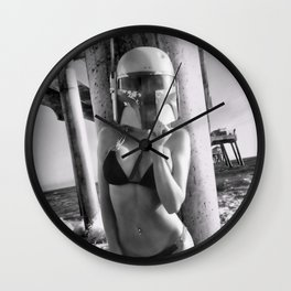 Jess Fett Wall Clock