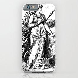 Johannes Gehrts Freya By Johannes Gehrts iPhone Case
