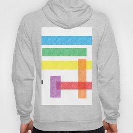 Crayola Pattern Hoody