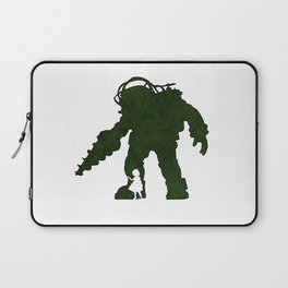 Bioshock - Big Daddy and sister Laptop Sleeve