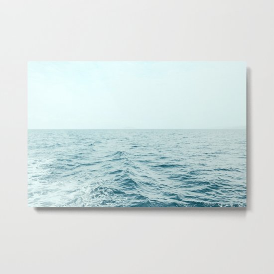Depth Over Distance Metal Print