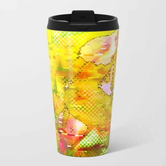 Let Me Check My Calendar < The NO Series (Yellow) Metal Travel Mug