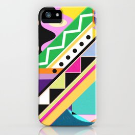 Jazzy iPhone Case