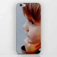 mike wrobel iPhone & iPod Skins featuring Mike! by JulleK