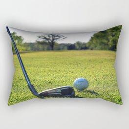 Iron Work Rectangular Pillow