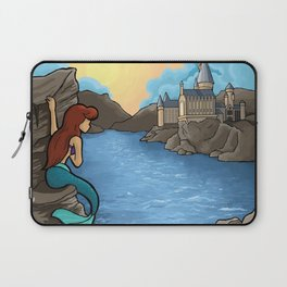 Part Of That Wizarding World Laptop Sleeve