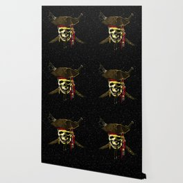 The Dark Eyes Of Pirates Wallpaper
