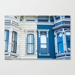 Untitled House 6 Canvas Print