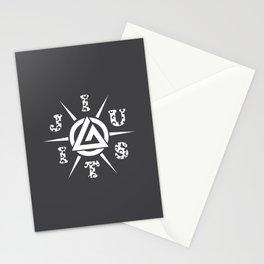 Jiu Jitsu Martial Arts Wrestling Judo Gift Stationery Cards