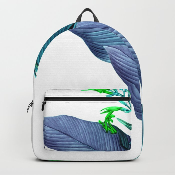 Leaf feathers Backpack