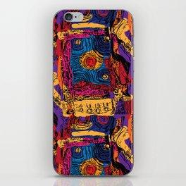 Wunderbar Abstract iPhone Skin