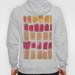 25 | 190321 Watercolour Abstract Painting Hoody