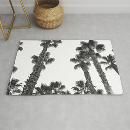 16 Palm Trees Art Print {2 of 2} Rug