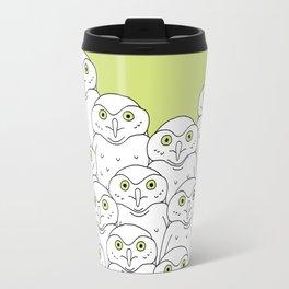 Group of Owls Travel Mug