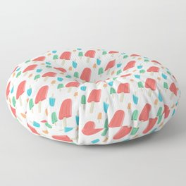 Paletas Pattern Floor Pillow