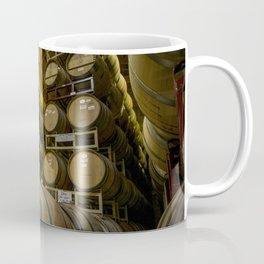Winery Barrels Coffee Mug