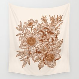 Overgrown 5 Wall Tapestry