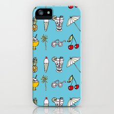 Summer! Slim Case iPhone (5, 5s)