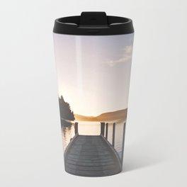 Lake Mapourika Travel Mug
