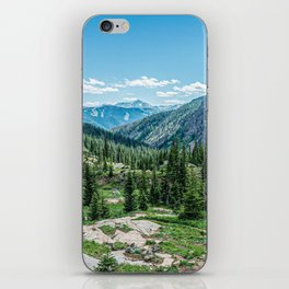 Colorado Wilderness // Why live anywhere else? Amazing Peaceful Scenery with Evergreen Dusted Hills iPhone Skin