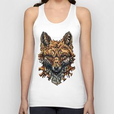 Deception Unisex Tank Top
