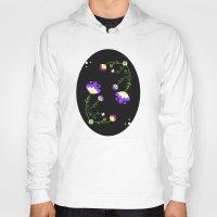 folk Hoodies featuring Folk flowers by Colorshop