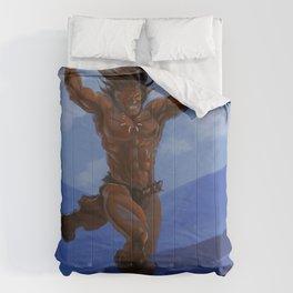 Vik-Tor, the Iron Bear Comforters