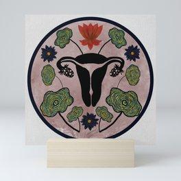 Shakti - Sacred Women Empowerment - Digital Art - Digital Watercolor - Painting Mini Art Print