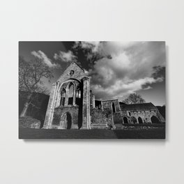 Valle Crucis Metal Print