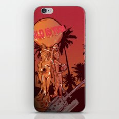 Scarface (world is yours) iPhone & iPod Skin