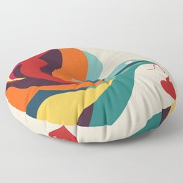 Love Message Floor Pillow