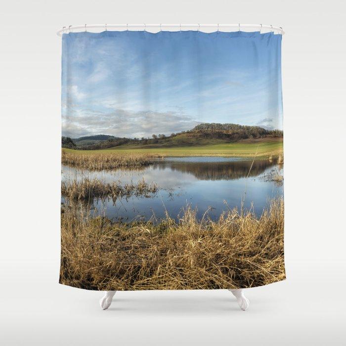 William L Finley National Wildlife Refuge Shower Curtain