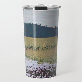The Grassy Bay, Algonquin Park Travel Mug