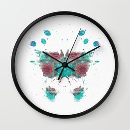Inkdala LVII Wall Clock