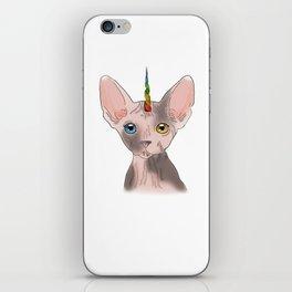 UniCat iPhone Skin