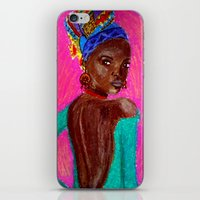 african iPhone & iPod Skins featuring African by Ksuhappy