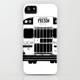 Liberate Prisoners iPhone Case