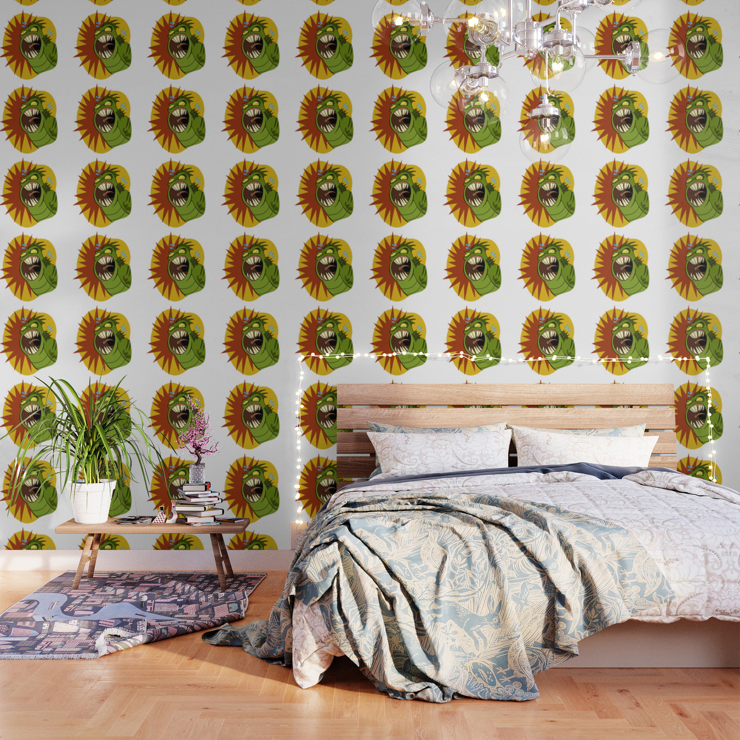Creature From The Black Lagoon Wallpaper By Westinchurch Society6