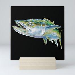 King Mackerel Mini Art Print