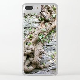 Don't Let The Bastards Keep You Down Clear iPhone Case